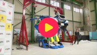 robot of auto