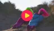Helden van de race aan zee: Welke zeemeermin rolt het snelst naar beneden?
