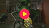 Karrewiet: Zoo van robots