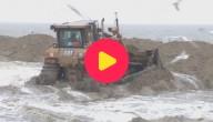 Karrewiet: Strand herstellen