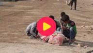 Kinderen in conflictgebied