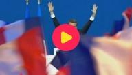 Macron en Le Pen