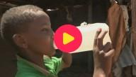 Karrewiet: kind in Somalië