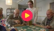 Karrewiet: Emmy helpt mee in het rusthuis