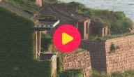 Natuur herovert Chinees dorp