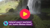 IJslandse kloof gesloten door populaire videoclip