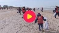 Beach clean up 2017