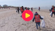 Beach clean up 2017