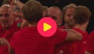 Feestje voor Belgische tennissers!