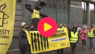 Karrewiet: Protestactie voor persvrijheid