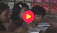 Gelukkig helpen hulporganisaties de kinderen