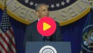 afscheidspeech Obama