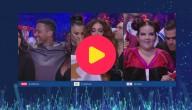 Winnares Eurovisiesongfestival Netta weer in Israël