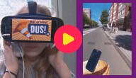Verkeersles in virtual reality: COOL!