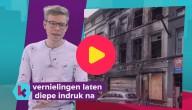 Vernielde bushokjes in Molenbeek