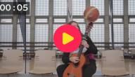 Karrewiet: Wereldrecord gitaar-basketten