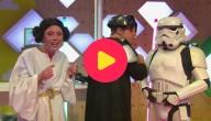 Ketnet Swipe: Een echte stormtrooper in de studio