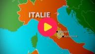 Karrewiet: aardbeving in Italië