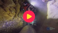 De grootste onderwatergrot van de wereld