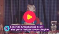 Verovert Angèle binnenkort de Verenigde Staten?