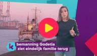 Karrewiet: Godetia terug thuis