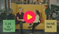 Wie ben ik? Kijk snel hoe de Knokkers het ervan afbrengen in de Post-it challenge!
