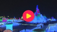 Karrewiet: ijsfestival in China