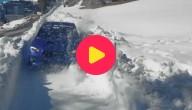 rallywagen op bobsleebaan OK