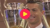 Gouden Bal Ronaldo