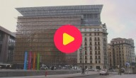 nieuwe EU gebouw