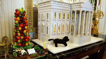 Witte Kerst Huis : Karrewiet kerstversiering in witte huis ketnet