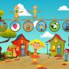 In de nieuwe Kaatje van Ketnet-app kan je heel wat spelletjes spelen.
