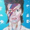 Zanger David Bowie