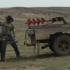 De rancher begint het kamp al op te breken
