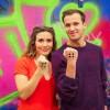 <p>Michiel en Maureen van Ketnet Musical roepen WEG PESTEN!</p>