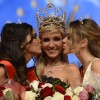 Kusjes voor Miss België