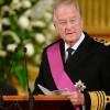 Koning Albert II hield een laatste toespraak.