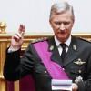 Prins Filip legt de eed af. Hij is nu de zevende koning van België