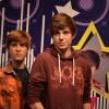 Justin Bieber en Carl. Maar wie is nu wie?