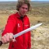 Dit is Wannes, één van de expeditieleden