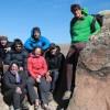 Wij! De acht vrijwilligers van 'De Natuurvrienden'