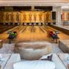 Wat dacht je van je eigen bowlingbaan? (Foto Pinterest)