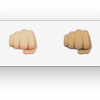 emoji vuistje