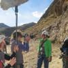 We maken zelf een reportage over onze klimschool.