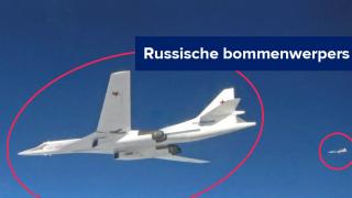 Russische bommenwerpers
