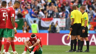 Marokko als eerste uitgeschakeld op het WK