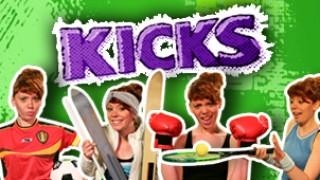 Kicks met Sien