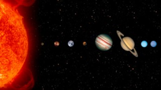 Ken jij alle planeten?