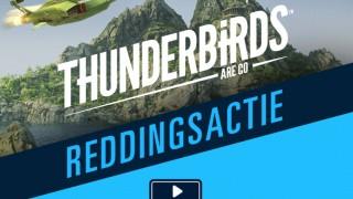 Vlieg met de Thunderbird 2