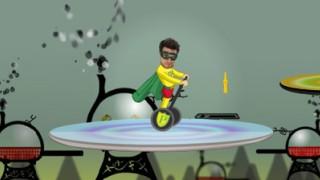 thumbnail spel: Pretman in de ruimte